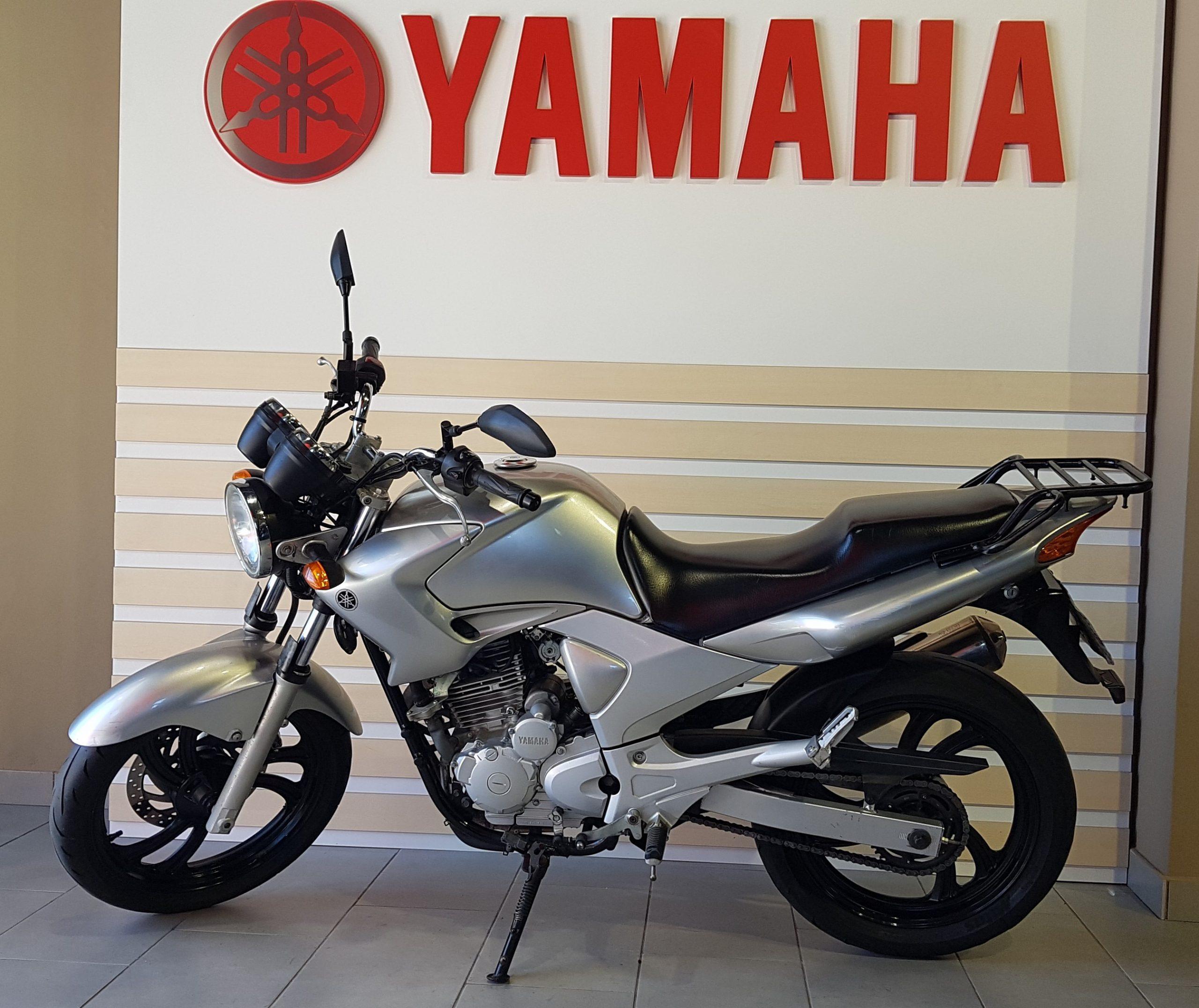 yamaha ybr 250 sprzedam motocykl sportowo-turystyczny