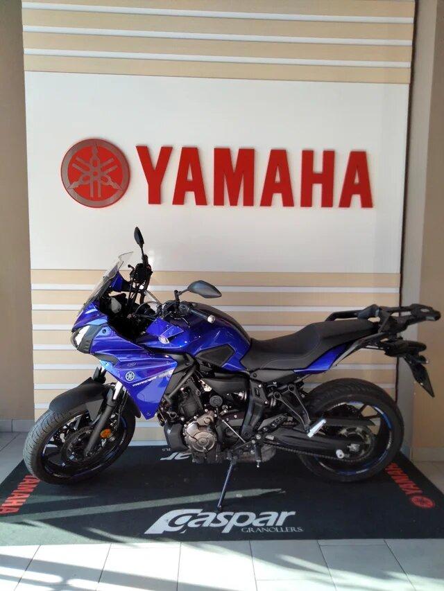 Yamaha Tracer 700 full